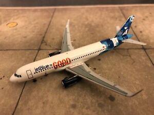 *Aeroclassics JetBlue Airways A320-232WL,JetBlue For Good Color. N809JB LAST ONE
