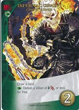 GHOST RIDER 2014 Upper Deck Marvel Legendary INFERNAL CHAINS