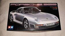Tamiya 1/24 Scale Porsche 959 Model Kit