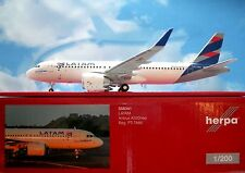 Herpa Wings 1:200 Airbus a320neo LATAM PT-TMN 558341