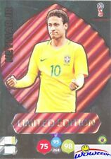 2018 Panini Adrenalyn XL World Cup Neymar Jr. JUMBO XXL Limited Edition Brazil
