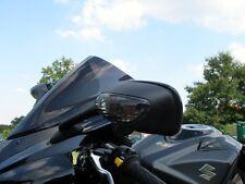 Schwarze Front Blinker Suzuki GSX R 1000 K5 K6 K7 K8 K9 L0 L1 L2 L3 L4 L5 L6