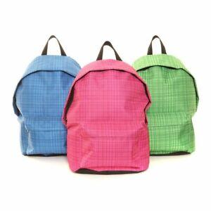 Hawkins Stripe Backpack - Three Great Designs (School/Holidays/Music Festivals)