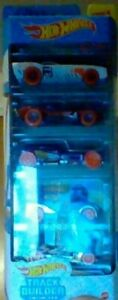 Hot Wheels Track Stars/Track Builders Unlimited (5 vehicles in a set)