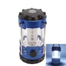 New 12 LED Portable Camping Camp Lantern Light Lamp with Compass G6U8