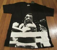 The Hundreds x Rocky Punch To The Face Tee T-Shirt Size Medium Black New NWT