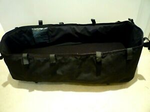 Bugaboo Buffalo Black Carrycot With Mattress-Excellent Condition-Very little Use