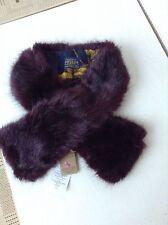 Joules Faux Fur Scarves & Shawls for Women