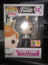 SDCC 2018 Funko Fundays Pop! Freddy Funko Grease Leather Jacket Danny Zuko LE800