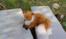 1 Pcs Cute Plush Doll Toy Stuffed Animal Fox Soft Cushion Bolster Gift 12 Cm