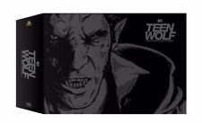 Teen Wolf The Complete Series Collection All Seasons MTV 27 DVD Box Set New