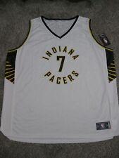 Malcolm Brogdon Indiana Pacers Mens 2XL Fanatics White Replica Jersey