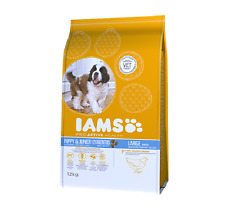 IAMS® PROACTIVE HEALTH PUPPY & JUNIOR LARGE BREED RICH IN CHICKEN 12KG