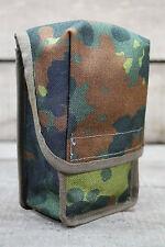 BW Bundeswehr Tasche Koppeltasche Taschenlampe Taschenleuchte flecktarn Adapter