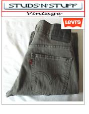 "VINTAGE LEVIS 511'S SKINNY FIT JEANS W 30"" L 32"" APROX SIZE UK 10 (T32)"