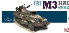 1/35 Israeli IDF M3 halftrack w/ TCM-20 AA Guns ~ 6 Day War ~ Dragon DML #3586