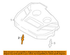 FORD OEM Engine Appearance Cover-Engine Cover Stud AG9Z6A957A