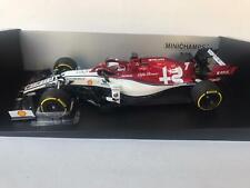 Minichamps F1 Alfa Romeo Racing C38 Kimi Raikkonen 1/18 110190007