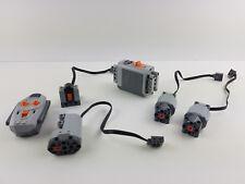 Lego® Technic Power Functions Motoren Set Servo Motor ID Empfänger aus 9398