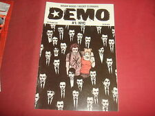 DEMO : NYC #1  Brian Wood / Becky Cloonan - Ait Planet Lar Comics 2003 - NM