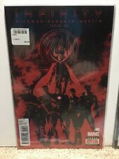 New Avengers #10 1st Thane Son Of Thanos Infinity Comic Book