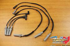 2007-2011 Jeep Wrangler 3.8L Ignition Wire Set Mopar OEM