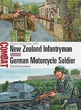 Kampf - New Zealand Infanterist Vs Deutsche Motorrad Soldat - 1914