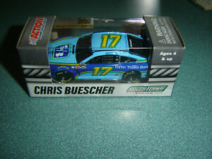#17 Chris Buescher 2020 Fifth Third Bank Mustang ACTION 1/64 Diecast NEW IN STK
