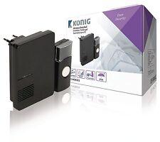 AC Plug-In campanello senza Fili Set 85 dB Bianco/Grigio citofono