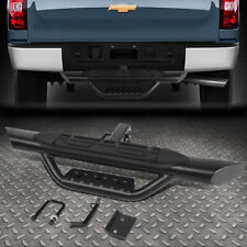"""FOR 2"""" RECEIVER TRUCK BED HEAVY DUTY ALUMINUM 3.75""""OD OVAL TOWING HITCH STEP BAR"""