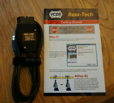 Genuine Ross-Tech Hex+Can USB Cable for VAG-COM VCDS (Unlimited VIN)