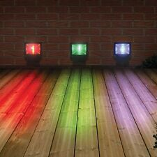 Eterna RGBFLOOD LED IP44 Rated Colour Selectable Red, Green, Blue Floodlight