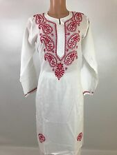IBC $15.99 100% cotton summer Essentials Indian Tunic short women kurta 42 XL