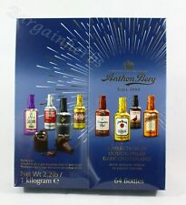 Anthon Berg 64 Pcs Dark Chocolate Liqueurs 2.2 Lbs New Oct. 2021 Free Shipping