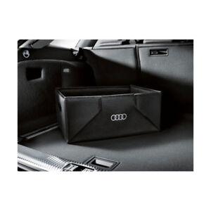 Audi Kofferraumbox 8U0061109 Gepäckbox Einkaufskorb faltbar 32 Liter Box Korb