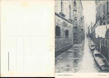 VENEZIA,RIO VENEZIANO DEL PITTORE TONI DE MARCHI-F.G.-VENETO(VE)N.42845