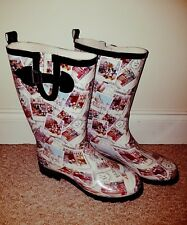 disneyland paris wellington boots size 40