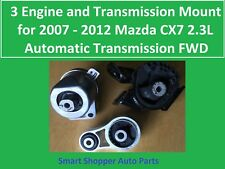 Engine and Transmission Mount for 2007-2012 Mazda CX7 2.3L Automatic Transmissio