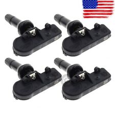 4Pcs Tpms Tire Pressure Monitoring Sensor 13598771 For Chevrolet Silverado1500