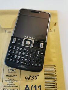 Samsung GT C6625 - Black (Unlocked) Smartphone