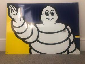 Michelin Sign...Michelin Man