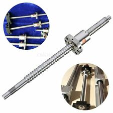 C7-1605 Ballscrew And Nut 300mm Bearing Process Ball Reduce Friction Dia 1.7cm