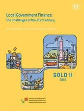Local Government and Finance: The Challenges of the 21st Century