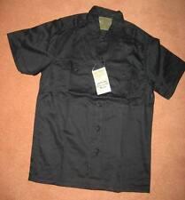 AUSVERKAUF ++ NEUES schwarzes SECURITY - Diensthemd , Kurzarm in Gr.: M