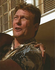 Hand Signed 8x10 photo IAN PIRIE in DIE ANOTHER DAY - 007 JAMES BOND + COA