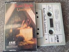 Kate bush music cassette lionheart