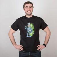 Cartoon T-Shirt Unisex Tee Comics Custom Printed Men`s T Shirt Sitcom Funny Tee