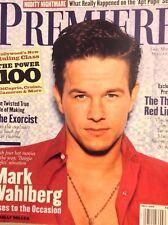 Premiere Magazine Mark Wahlberg May 1998 NO ML 121017nonrh