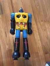 "Shogun Warriors Gaiking Machinder Robot Mattel Vintage 70s 24"" Jumbo Incomplete"