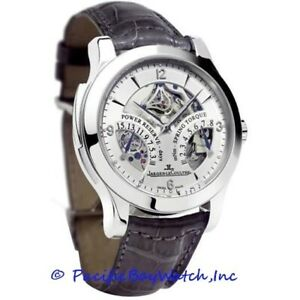 Jaeger LeCoultre Master Control Minute Repeater Q1646420 Men's Watch.